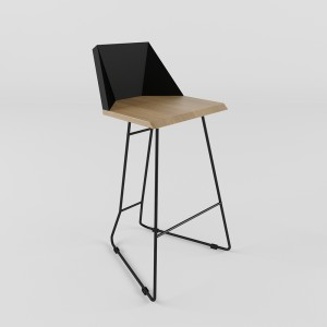 ORIGAMI Дизайнерский барный стул