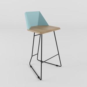 ORIGAMI Барный стул